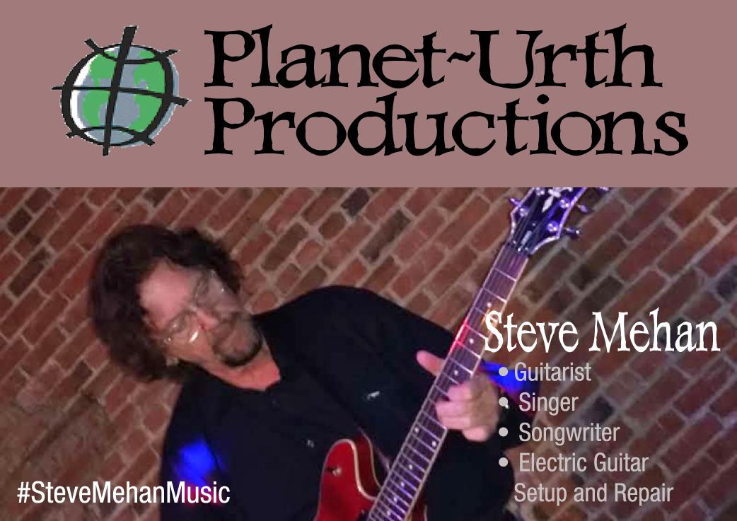 #SteveMehanMusic